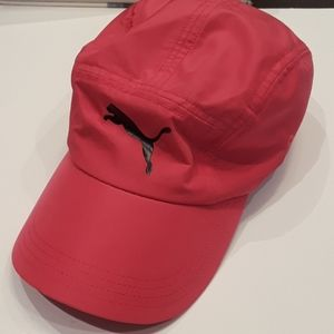 Puma Performance Hat Hot Pink